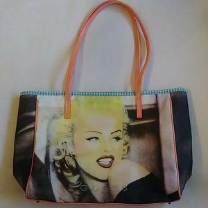 Marilyn Monroe Purse/ tote bag